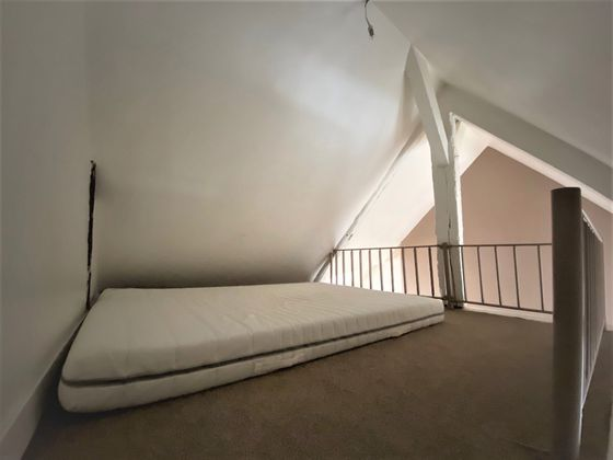 Location studio 28,63 m2