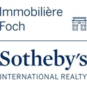 IMMOBILIERE FOCH – SOTHEBY'S INTERNATIONAL REALTY