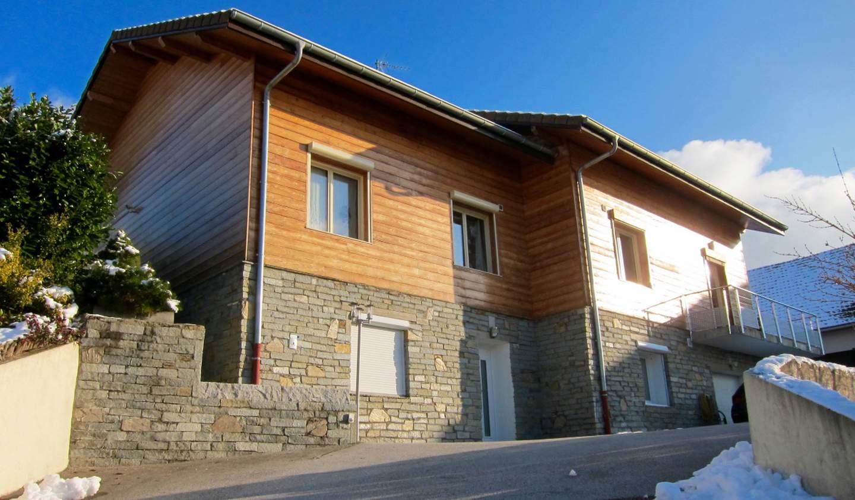Maison avec terrasse Villaz