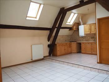 Appartement 2 pièces 52,45 m2