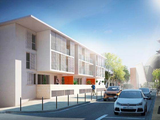 Vente appartement 3 pièces 57,72 m2