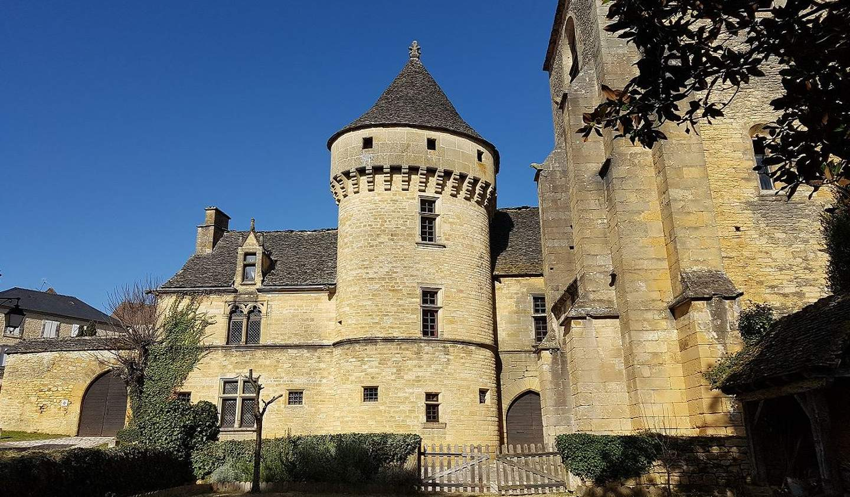 Château classé monument historique Sarlat-la-caneda