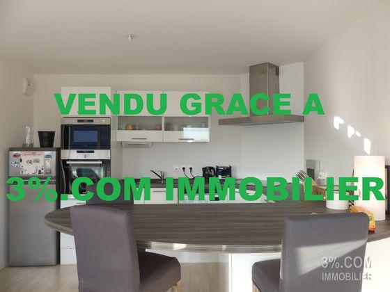 Vente appartement 3 pièces 45,55 m2