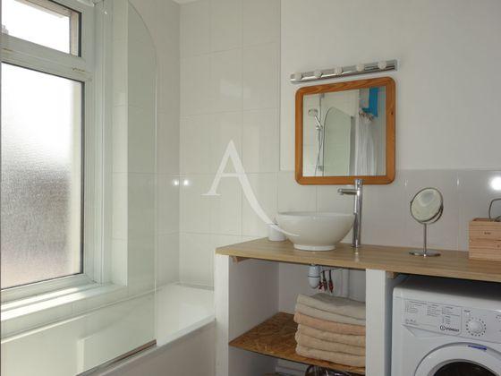 Vente appartement 3 pièces 55,44 m2