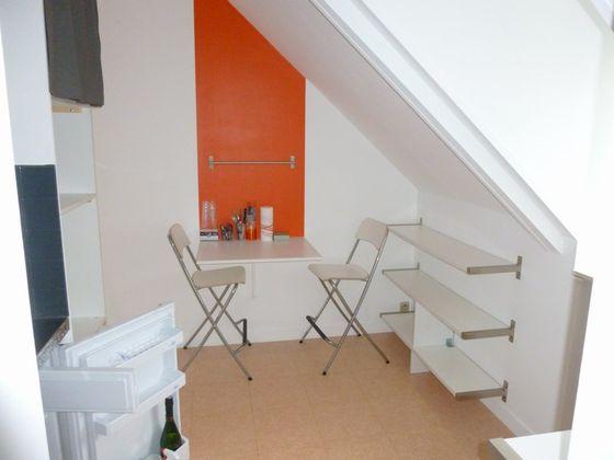 Location studio 16,87 m2