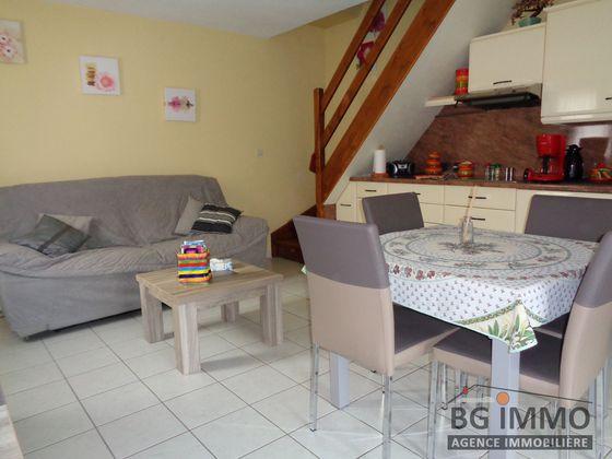 Vente villa 3 pièces 45,8 m2