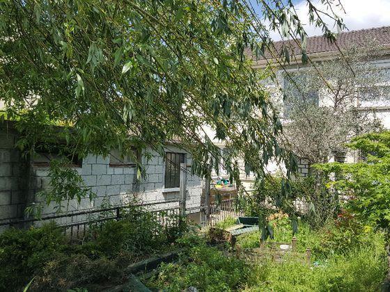 vente Maison 6 pièces 135 m2 Drancy