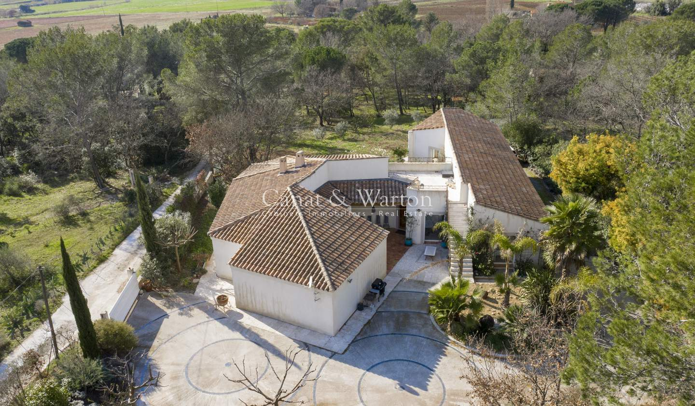 Villa avec terrasse Cuers