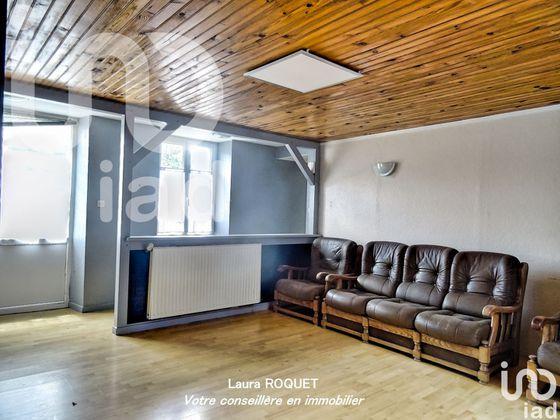 Vente maison 3 pièces 155 m2