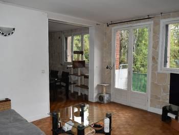Appartement 4 pièces 67,32 m2