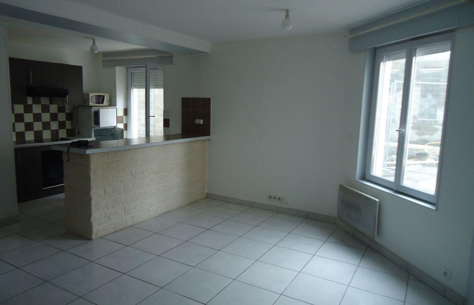 Location  studio 1 pièce 30 m² à Le Havre (76600), 405 €