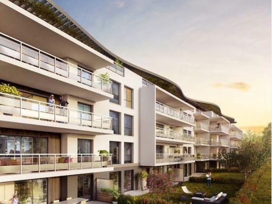 Vente appartement 3 pièces 61,42 m2