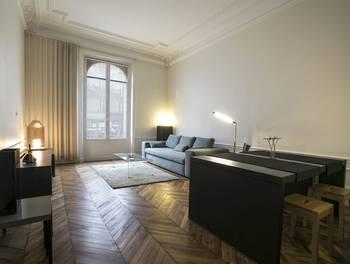 Appartement meublé 2 pièces 61 m2