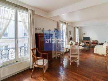 Appartement 4 pièces 91,02 m2