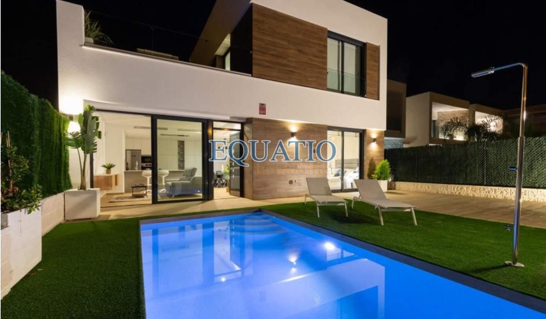 Villa avec terrasse El Campello