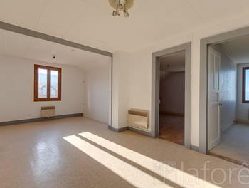 Appartement 3 pièces 57,98 m2