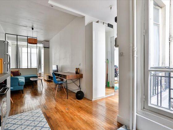 Vente appartement 2 pièces 32,55 m2