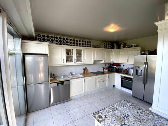 Vente appartement 5 pièces 167,4 m2