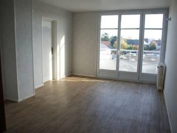 Appartement 4 pièces 66,35 m2