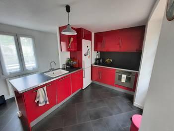 Appartement meublé 2 pièces 51,92 m2