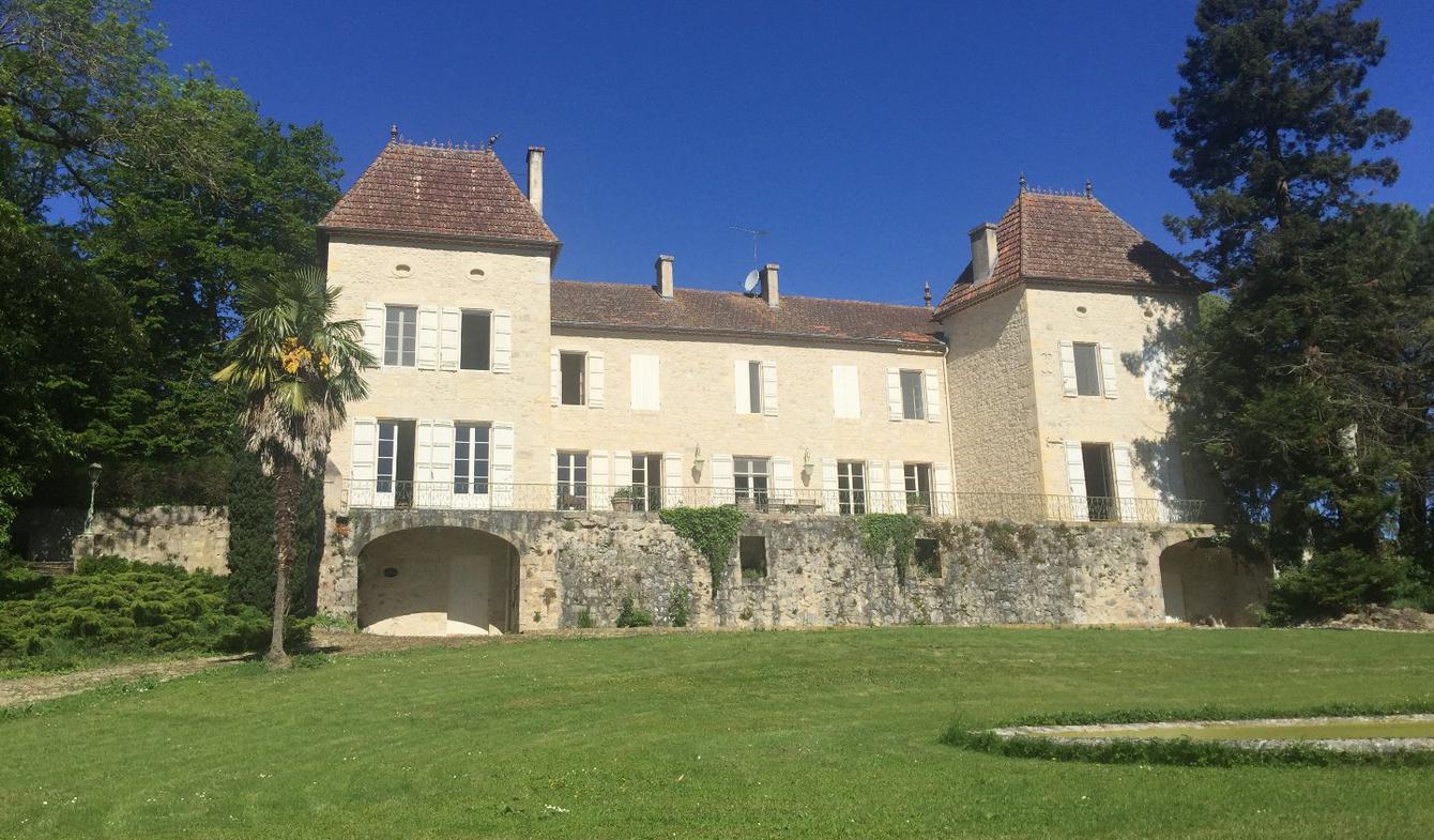 Castle Moncrabeau