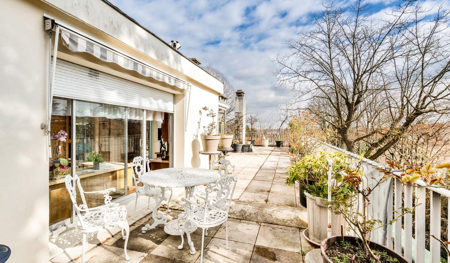 Apartment with terrace Sceaux