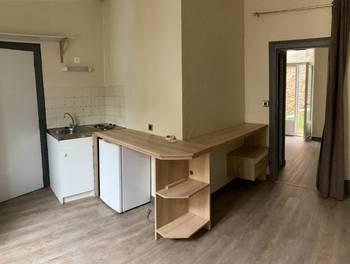 Appartement 2 pièces 22,51 m2