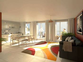 Appartement 4 pièces 113,14 m2