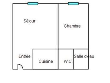 appartement à Creutzwald (57)