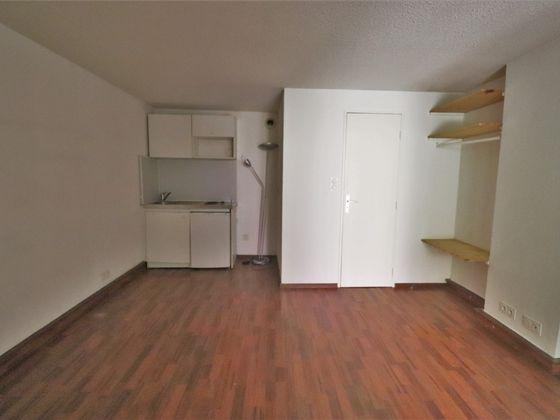 Vente studio 19,2 m2