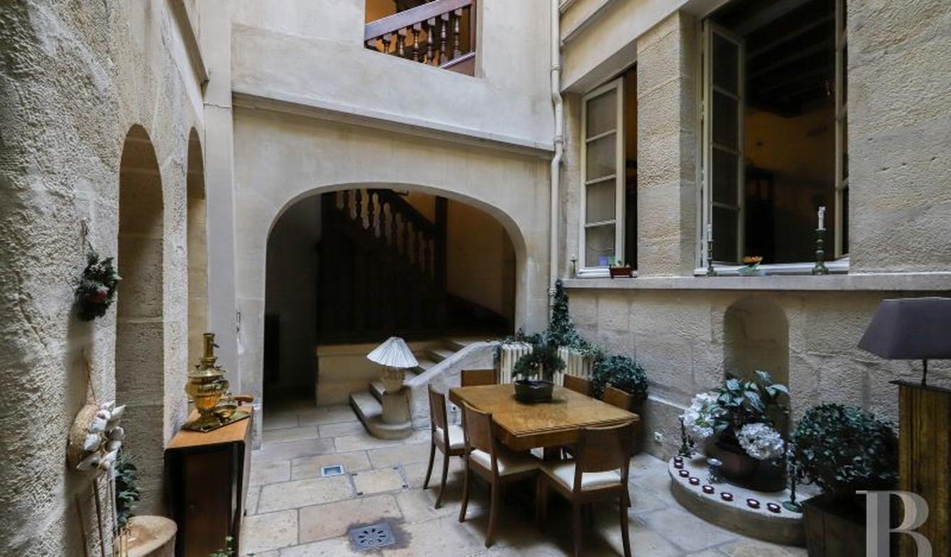 Maison Paris 5ème