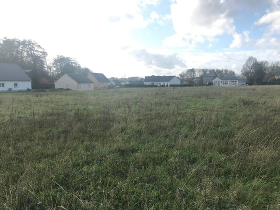 Vente terrain 1181 m2