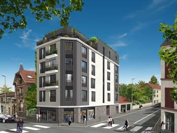 Appartement 4 pièces 75,7 m2