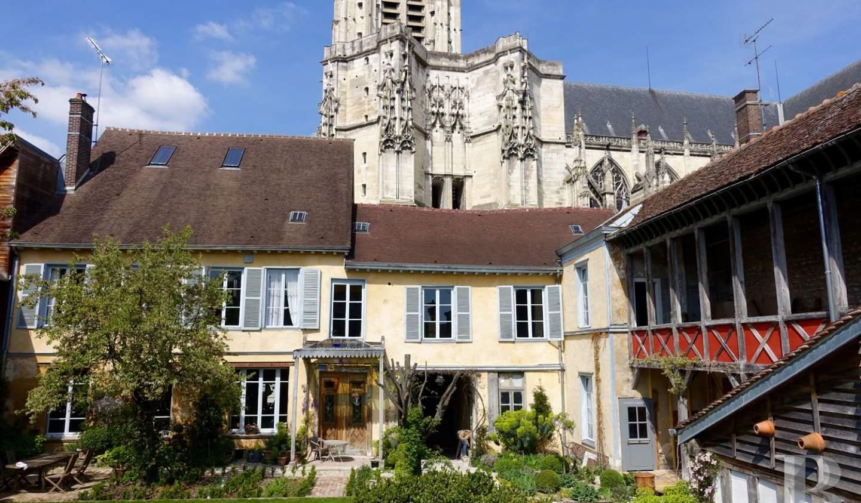 Maison Troyes