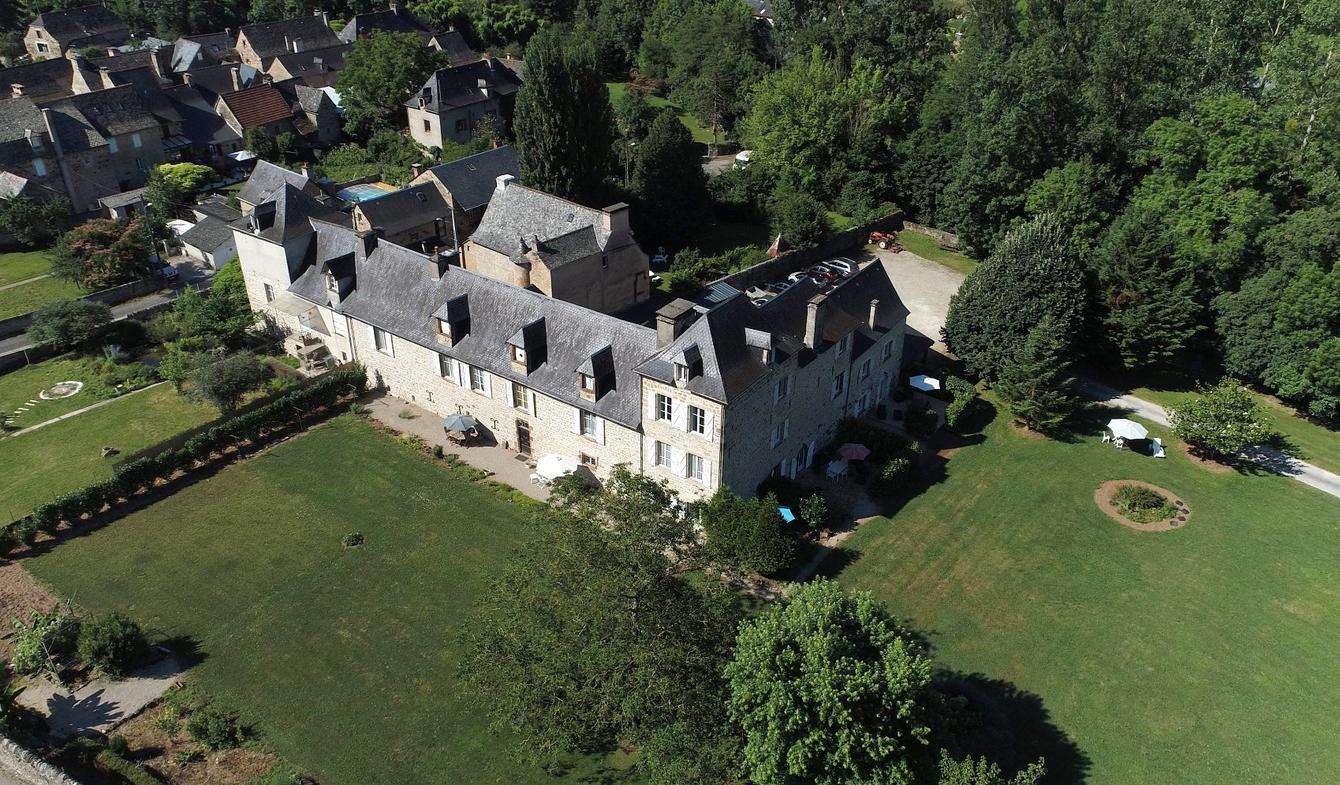 Property Marcillac-Vallon