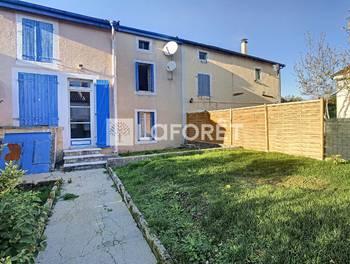 Maison 4 pièces 82,85 m2