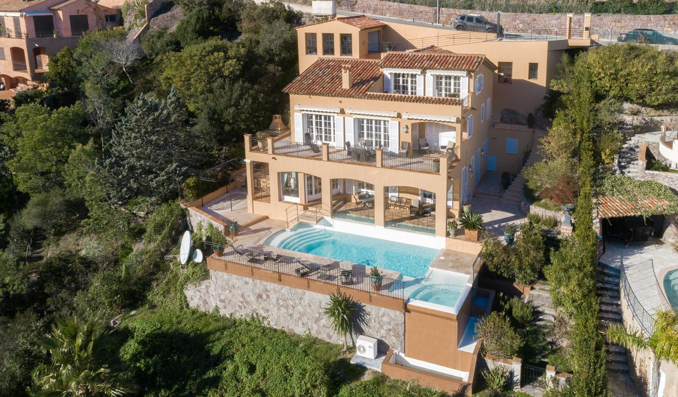 House with pool Theoule-sur-mer