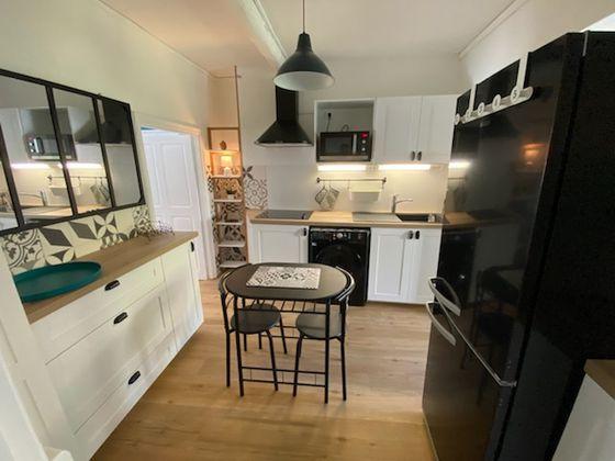 Location appartement meublé 2 pièces 45,92 m2