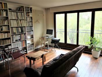 Appartement 4 pièces 83,57 m2