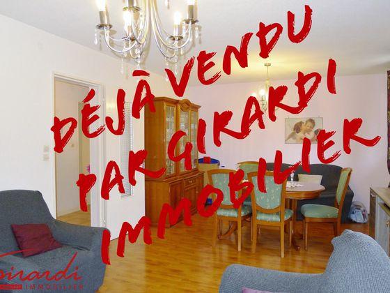 vente Appartement 3 pièces 83,31 m2 Illzach