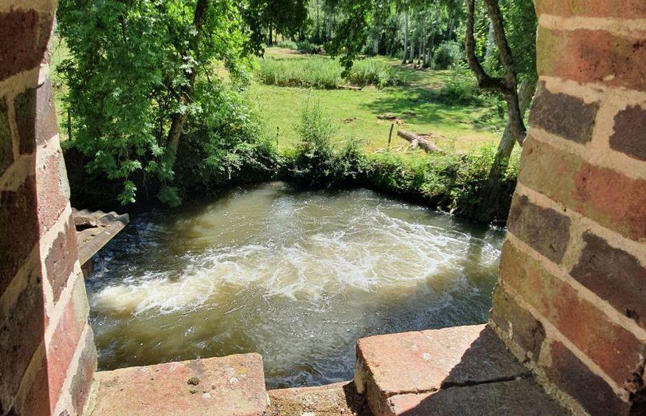 Vente moulin 7 pièces 135 m² à Triguères (45220), 206 000 €