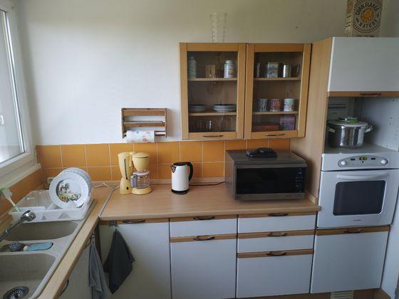 Vente appartement 4 pièces 77,36 m2