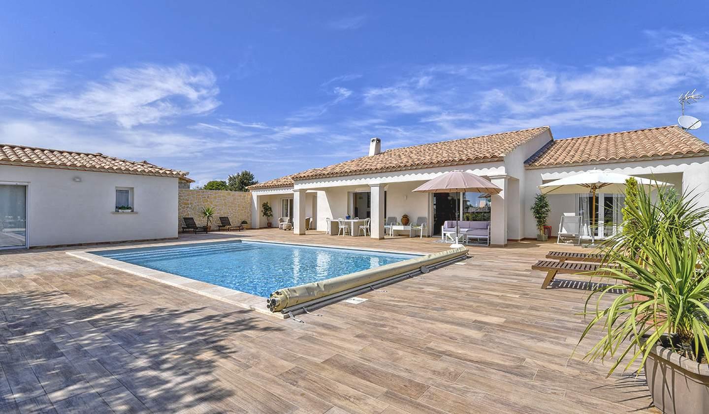 Maison avec piscine et terrasse Saint-Gilles