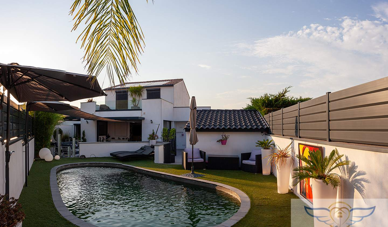 Maison avec piscine Le Grau-du-Roi