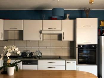 Appartement 3 pièces 70,79 m2