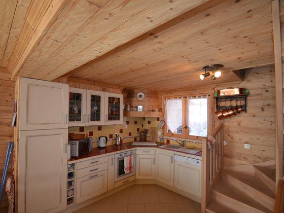 Vente chalet 4 pièces 100 m2