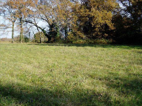Vente terrain 1300 m2