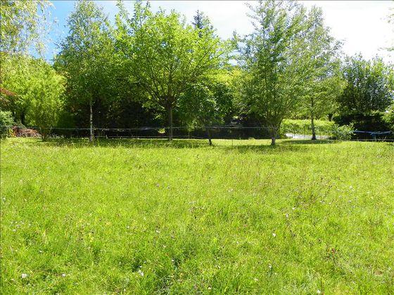 Vente terrain 2500 m2
