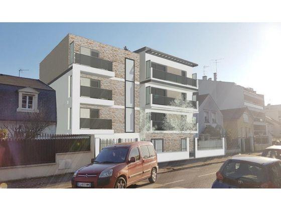 Vente appartement 2 pièces 45,8 m2