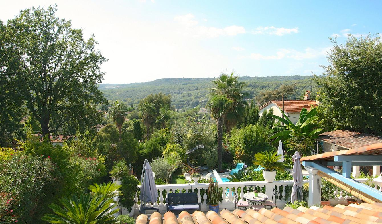 House with pool and terrace La Colle-sur-Loup